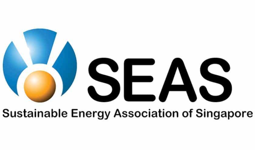 Sustainable Energy Association of Singapore Logo